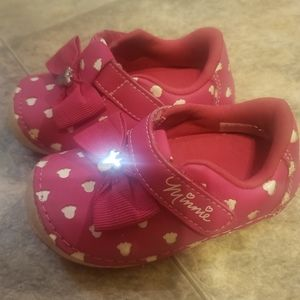 Other - Minnie mouse shoes